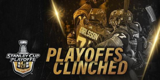 VGK playoffs